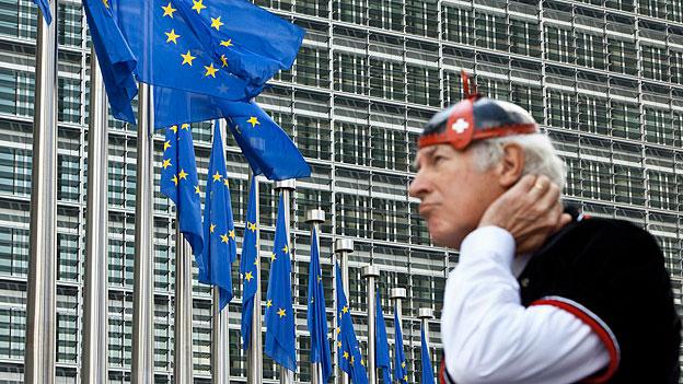 Brüssel: Heisse Debatten um Schweizer Zuwanderungsbeschränkung