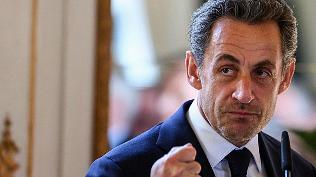 Nicolas Sarkozy sorgt für «une aiffaire d'état»