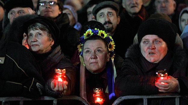 Kiew will keine Transparenz zu Todesschützen auf dem Maidan