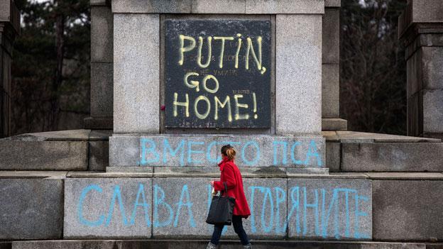 «Die russische Intervention war von langer Hand vorbereitet»