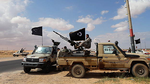 Libyen vor der Spaltung?