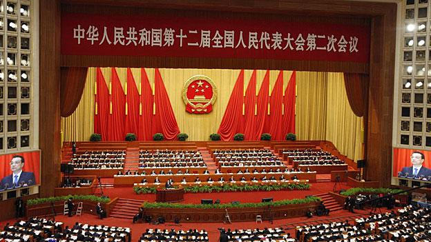 China sagt der Korruption den Kampf an