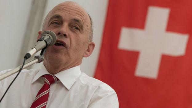 Irritierend: Ueli Maurer kritisiert Bundesratskollegen