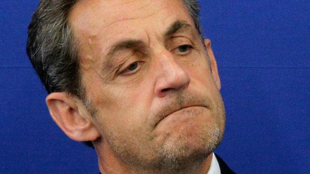 Sarkozy sorgt mit Stasi-Vergleich für Aufruhr