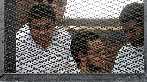 Die ägyptische Justiz verfügt in 529 Fällen die Todesstrafe