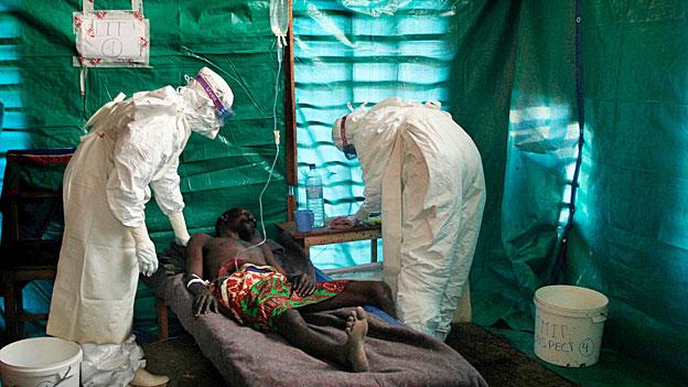 Ebola-Epidemie in Westafrika