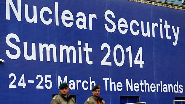 Atomsicherheits-Gipfel - Erfolg in kleinen Schritten