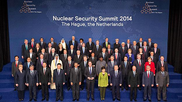 In kleinen Schritten zu grösserer Atomsicherheit
