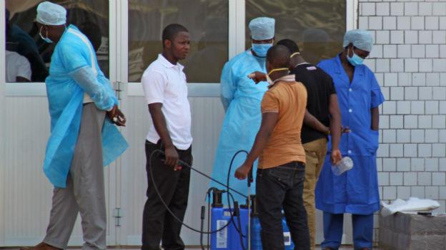«Ebola sieht aus wie Malaria oder eine Grippe – das ist die grosse Schwierigkeit»