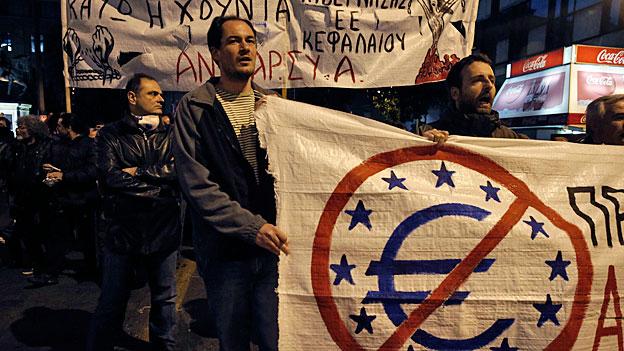 Schwarze Zahlen im griechischen Budget - täuschender Erfolg