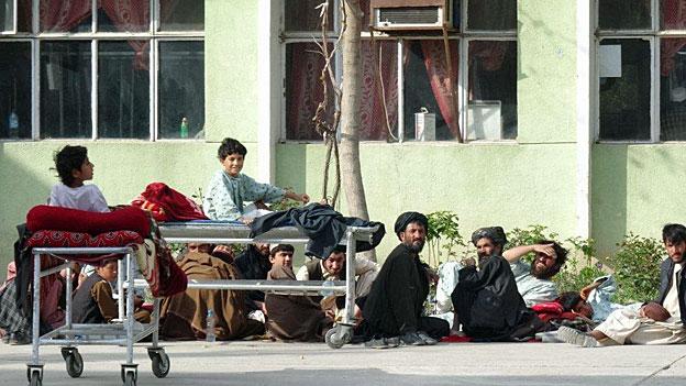 Kandahar: Die Furcht vor den Taliban könnte Wähler abschrecken
