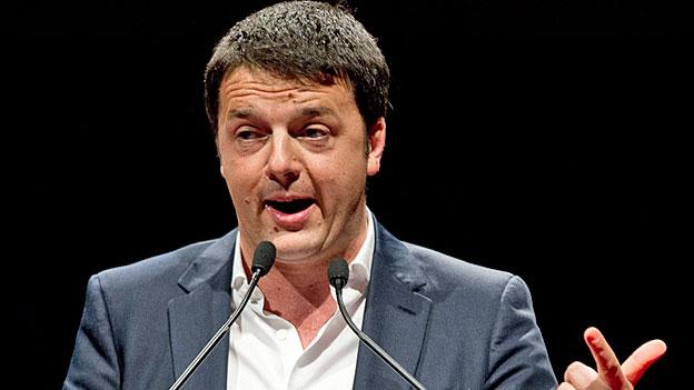 Italiens Premier entdeckt die Frauen
