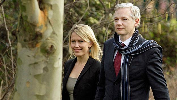 Die Wikileaks-Verteidigerin