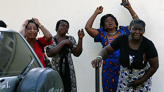 «Boko Haram verlagern sich immer mehr auf Anschläge»