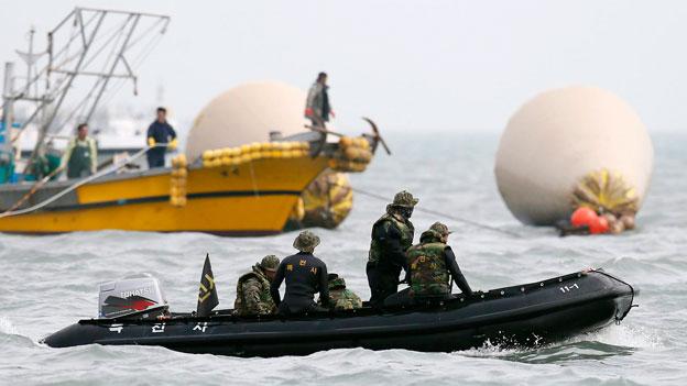 Harte Vorwürfe an Schiffscrew
