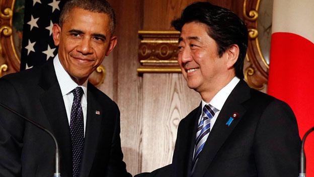 Obama will China nicht vergraulen