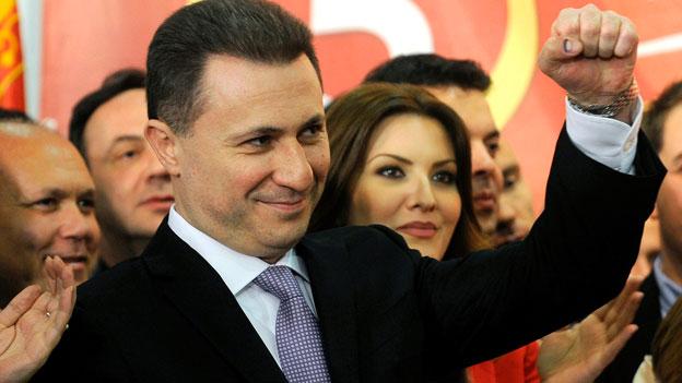 Mazedonien: Opposition anerkennt Wahlergebnis nicht