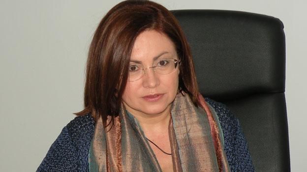 Europawahlen: Politjournalistin Maria Spyraki