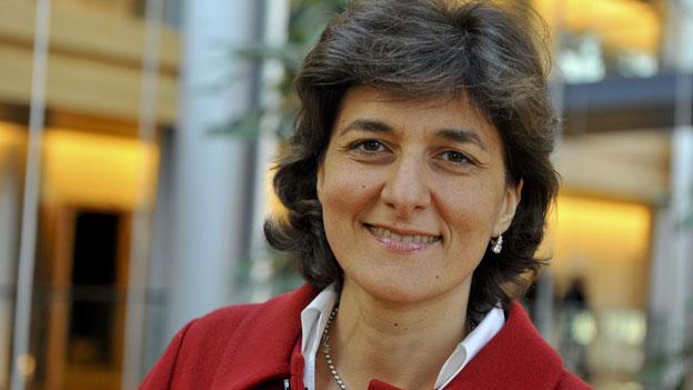 Europawahlen: Sylvie Goulard, Politologin