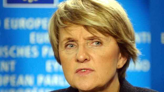 Europawahlen: Danuta Hübner, «Madame Europa»