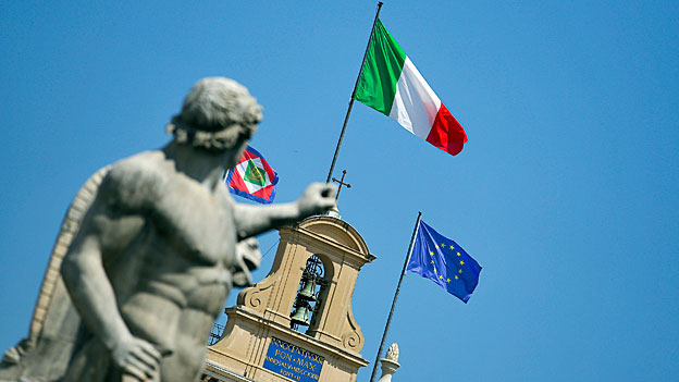 Europawahl: Italien - Vom Gründungsmitglied zur Gegnerin