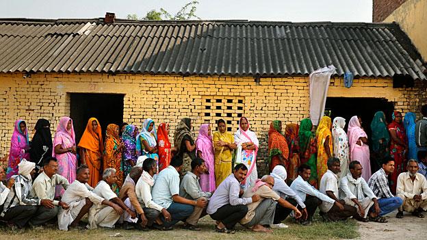 Indien hat gewählt