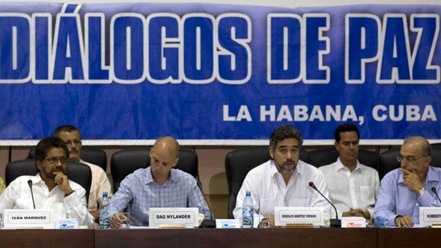 FARC zum Ausstieg aus dem Drogenhandel bereit