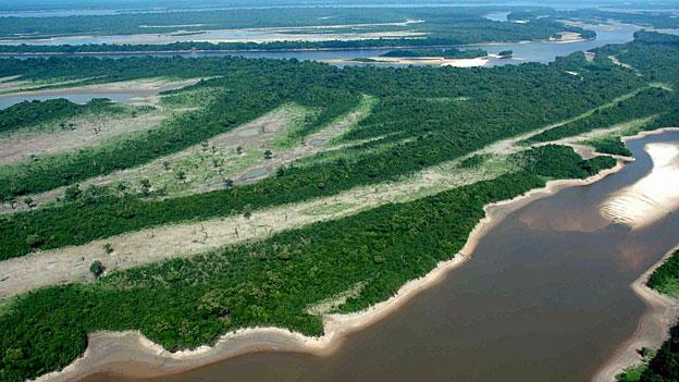Millionenfonds soll Amazonasschutzgebiete sichern