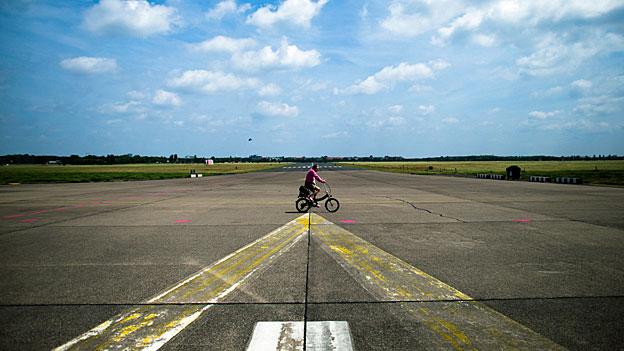 Flughafen Berlin-Tempelhof liegt weiter brach