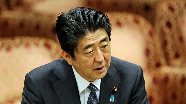 Schluss mit japanischer Zurückhaltung auf der Weltbühne