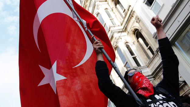 «Die Türkei ist ein Polizeistaat, keine Demokratie»