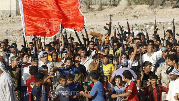 Irak: Machtkampf zwischen Sunniten und Schiiten