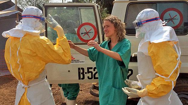 Ebola - die WHO schlägt Alarm