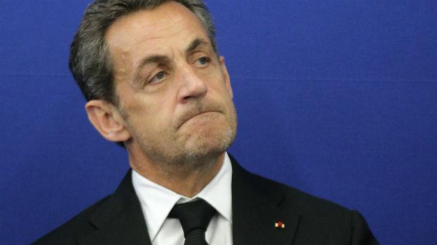 Nicolas Sarkozy schlägt zurück