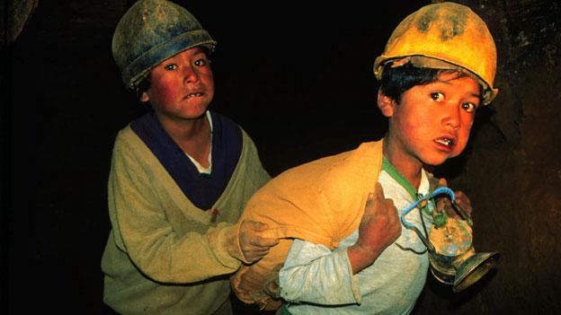 Bolivien erlaubt Kinderarbeit ab zehn Jahren