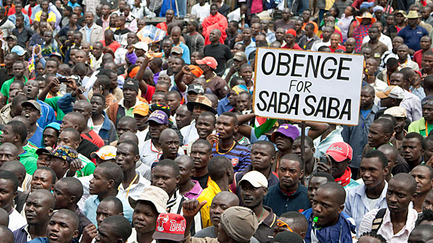Kenia: «Wem sollen wir glauben?»