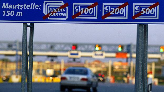 Die komplizierte Strassengebühr des deutschen Verkehrsministers