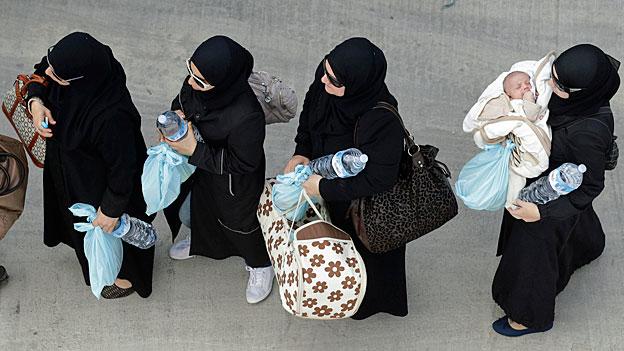 Europa und die Flüchtlinge aus Syrien