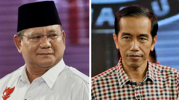 Indonesien wählt einen neuen Präsidenten