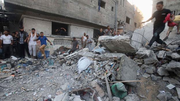 Gaza: Wut in der Zivilbevölkerung wächst