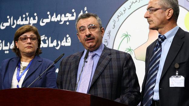 Regierungsneubildung in Irak vertagt