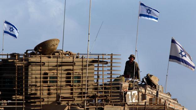 Neue Eskalation zwischen Israel und Hamas