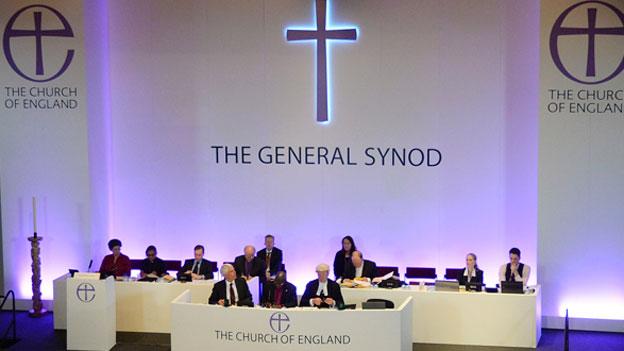 Anglikanische Kirche lässt Frauen zur Bischofsweihe zu