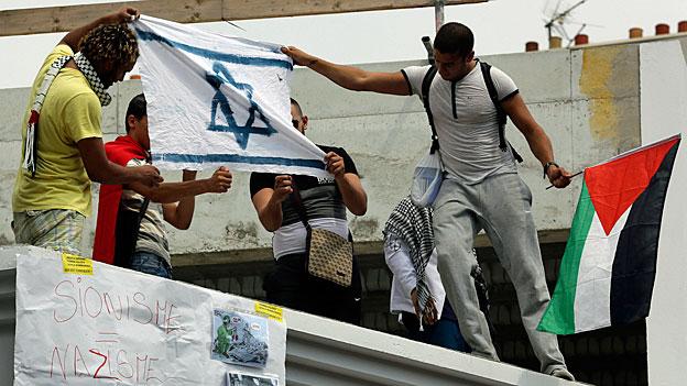 Antisemitische Parolen: «Die Politik ist gefordert»