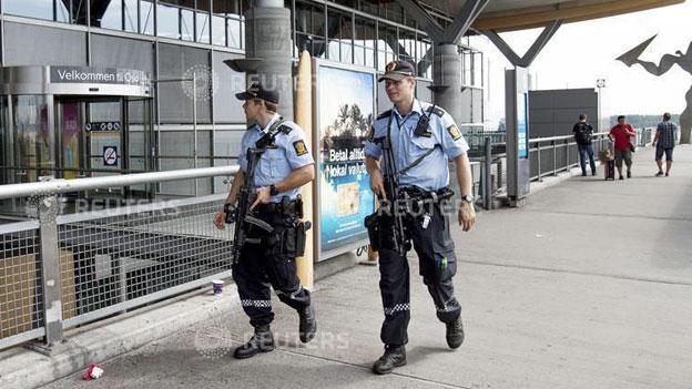 Wie geht Norwegen mit der Bedrohung um?
