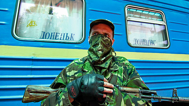 Schreckensherrschaft in der Ostukraine