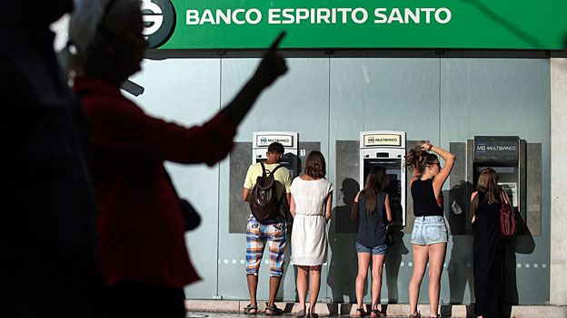 Espirito Santo - Bankenrettung ohne Hilfe der SteuerzahlerInnen