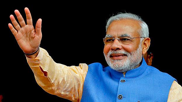 Narendra Modi setzt ein Zeichen gegen Korruption