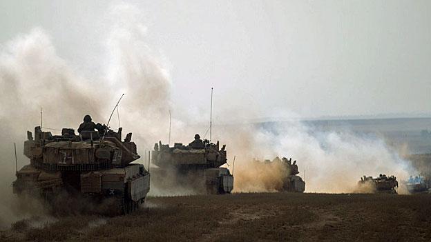 Friedenstruppen für Gaza?