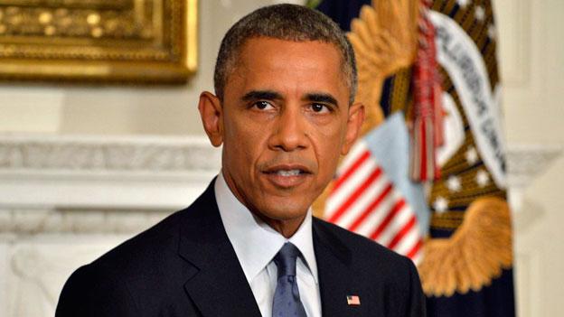 Obama greift im Irak ein